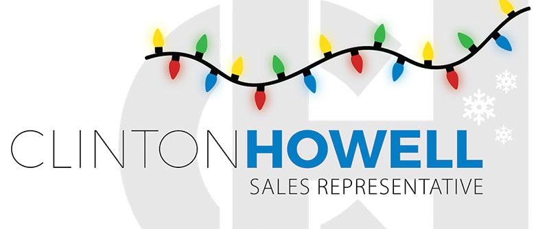 Clinton Howell Holiday Social Media Contest