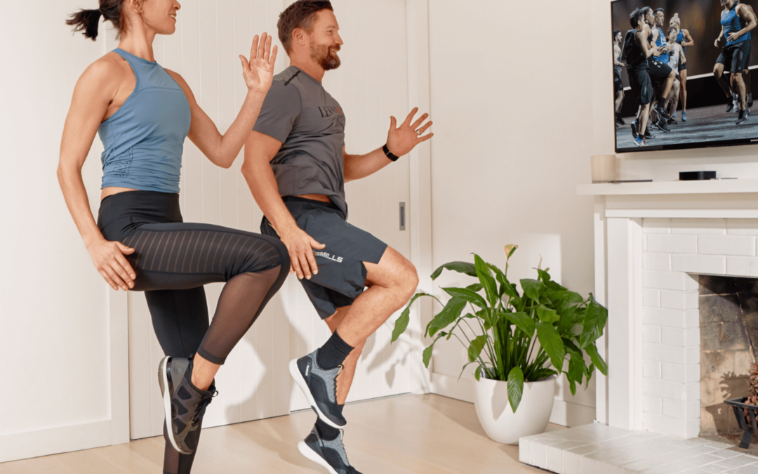 Take your at home workout to a whole new level with this month's virtual experiences