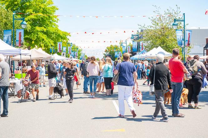 Burlington and Surrounding Events September 2021